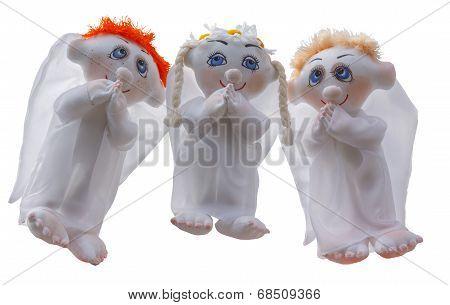 Soft Toys Angel