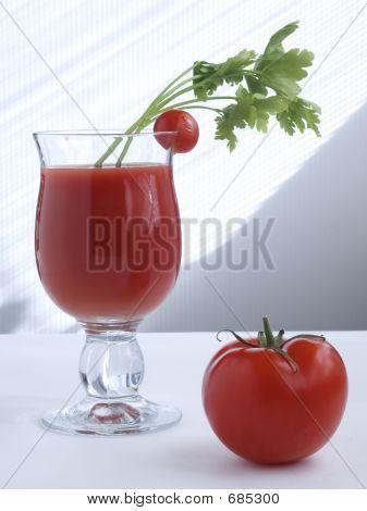 Tomato Juice XI