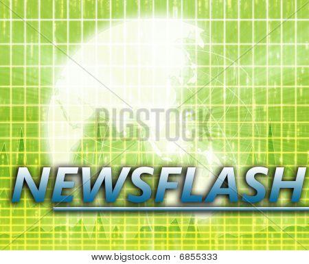 Asia News Splash Screen