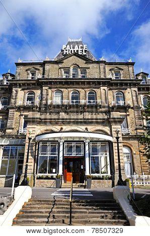 Palace Hotel, Buxton.