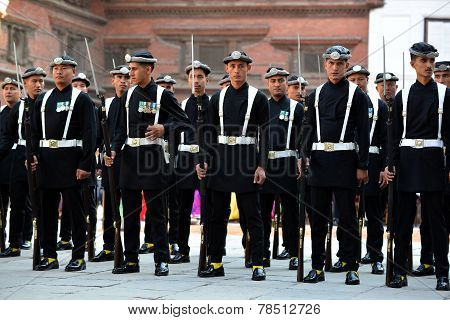 Royal Army Of Nepal