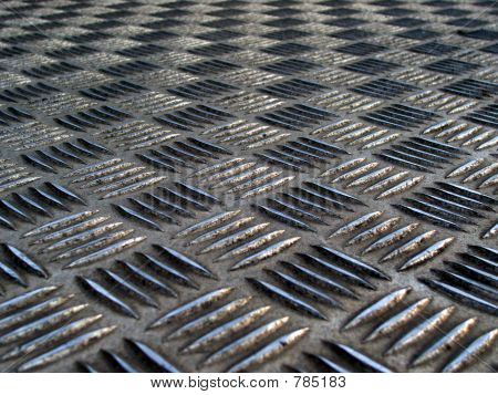 steel floor checkerplate
