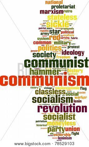 Communism Word Cloud