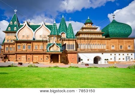 Wooden Palace