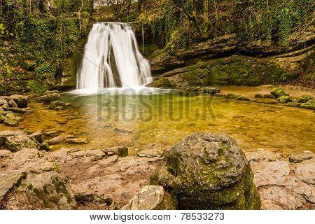 Janets Foss Waterfall
