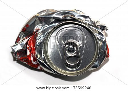 Empty can freeze