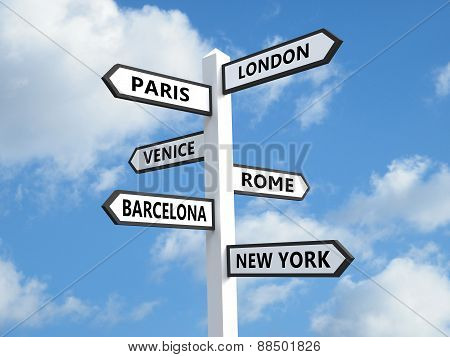 Popular Cities