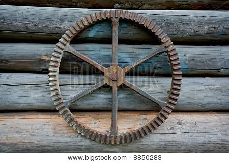 Vintage farm implements
