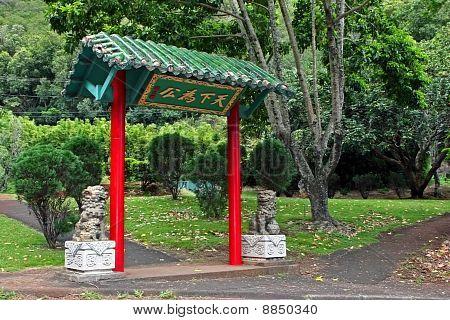 Oriental Structure