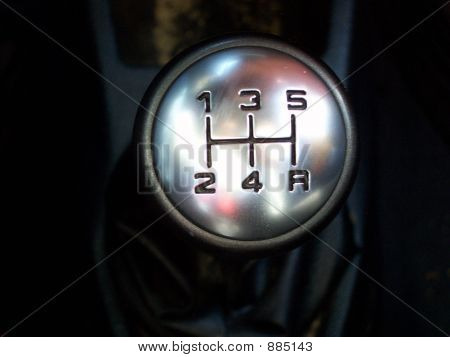 Manual Car Gearshift