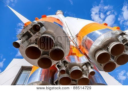 Rocket Engine Of