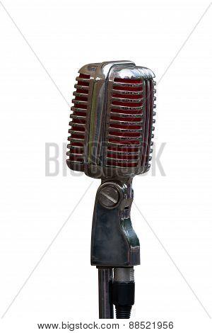 1940 era microphone