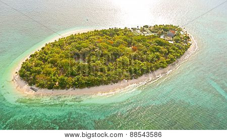 Fiji island resort, mamanuca group, Beachcomber Island
