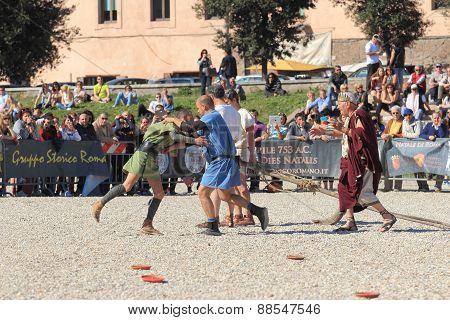 Rome's Foundation Anniversary 2015