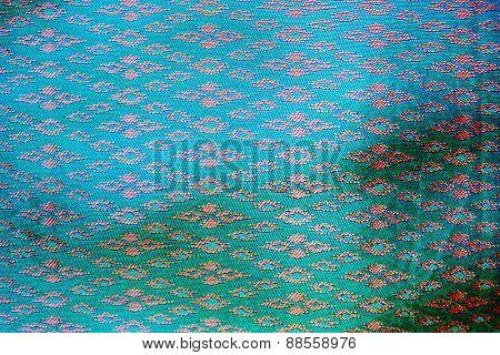Beautiful silk