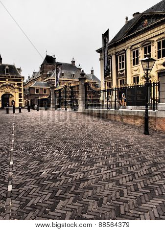 Art gallery Mauritshuis The Hague