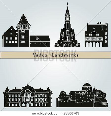 Vaduz Landmarks