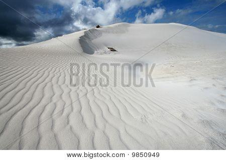 Sand dunes in Lancelin