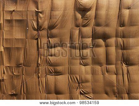 Tarpaulin Canvas Background