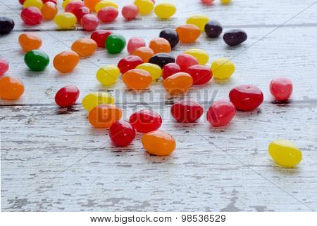Colorful Jellybeans