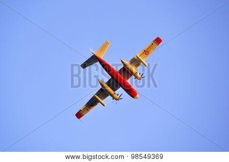 Tracker Water Bomber