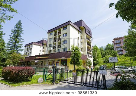Housing Estate At Jagiellonska Str In Zakopane