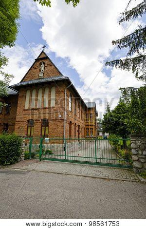 Monastery In Zakopane, Poland