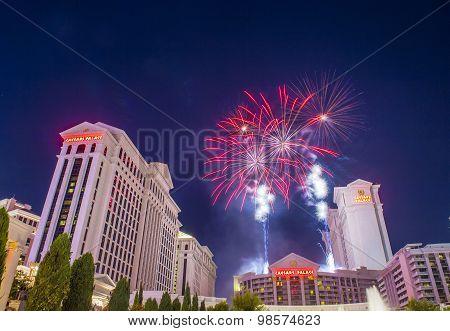 Las Vegas 4Th Of July