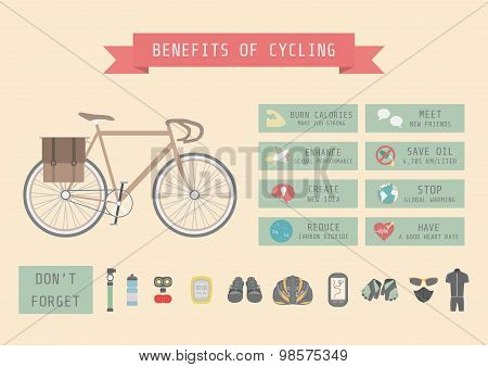 Bike's Benefit