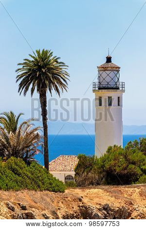 Point Vincente Lighthouse, Los Angeles, California