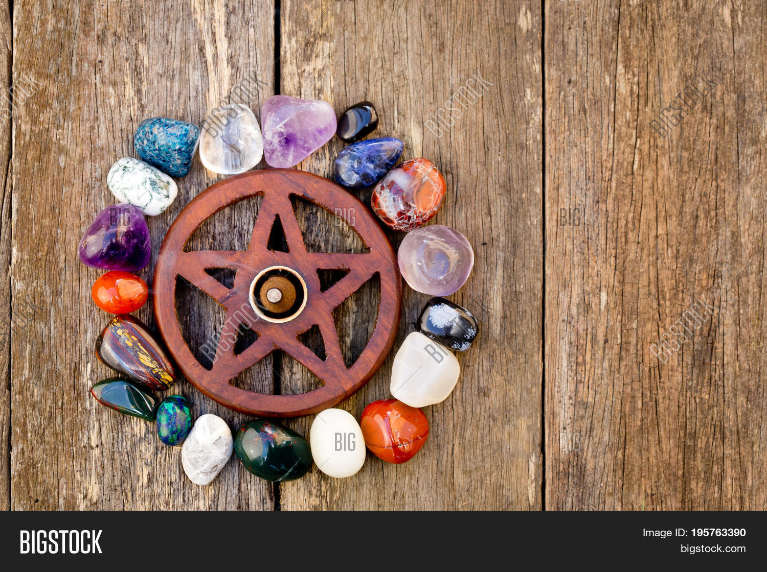 Wooden Wiccan Image & Photo (Free Trial) | Bigstock