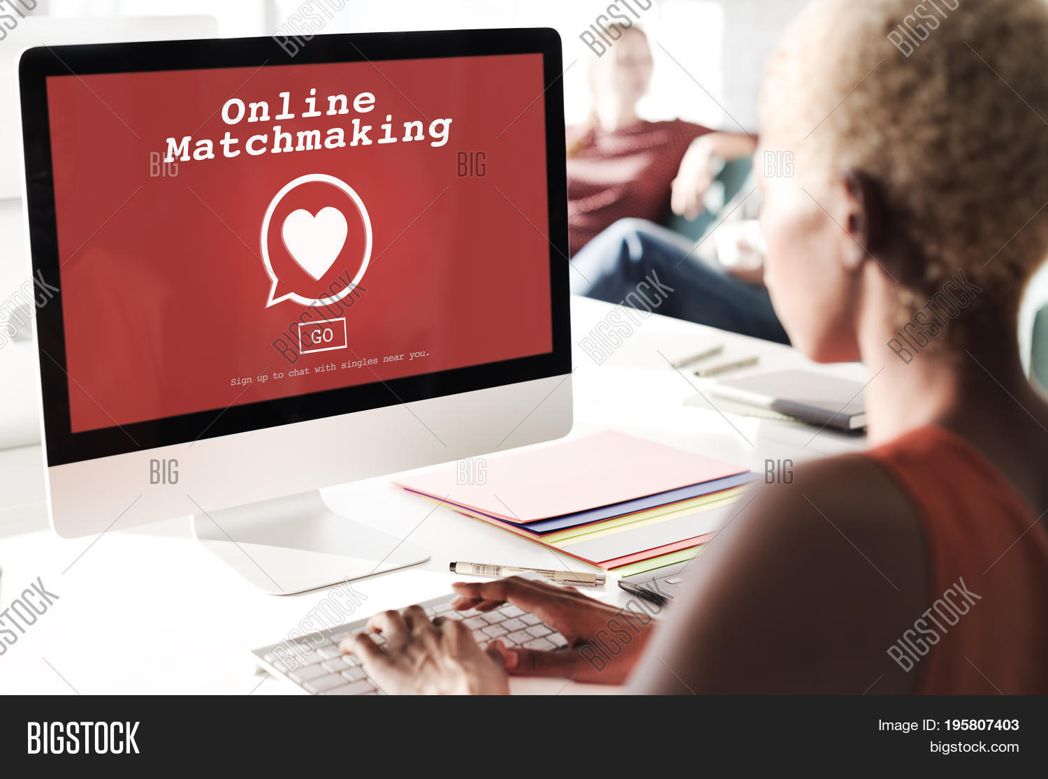 matchmaking sign