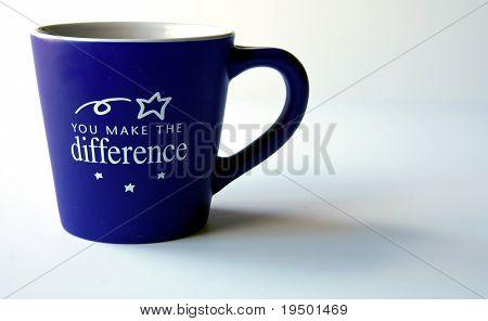 You Make the Difference Coffee Mug
