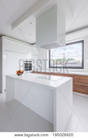 New Design White Kitchen