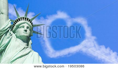 Love That Statue of Liberty