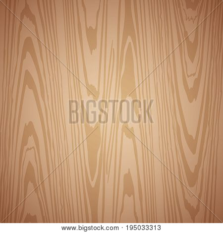 Wood texture template. Background Texture. Vector illustration