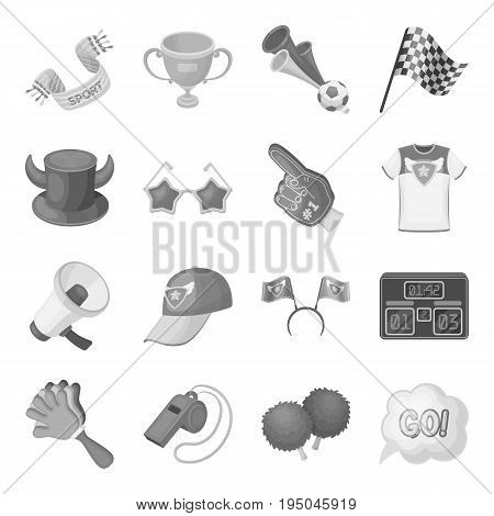 Motorcycle racing, downhill skiing, jumping, parachuting and other sports. Extreme sports set collection icons in monochrome style vector symbol stock illustration .