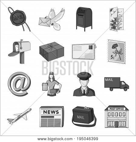 Library and bookstore set icons in monochrome design. Big collection of library and bookstore vector symbol stock illustration