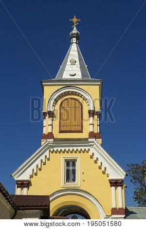 St. Nicolas church in Kamyanets Podolsky Ukraine
