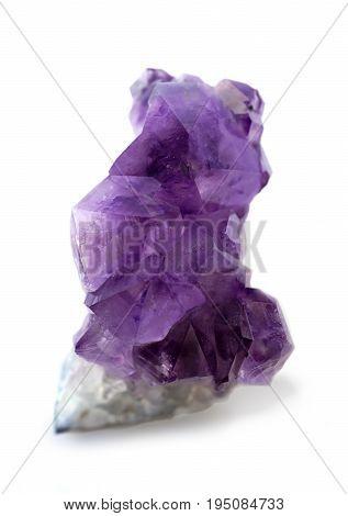 Gemstone Amethyst  Crystal