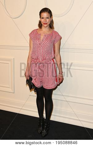 NEW YORK-MAR 31: Actress Fuschia Kate Sumner attends the CHANEL Paris-Salzburg 2014/15 Metiers d'Art Show and Party at the Park Avenue Armory on March 31, 2015 in New York City.