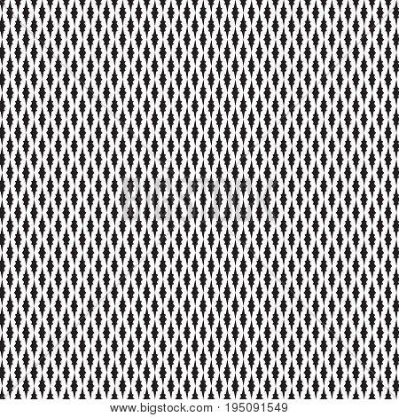 black vertical vase shape with pointy end pattern background vector illustration image