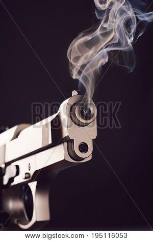 Smoking Handgun