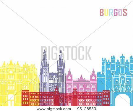 Burgos Skyline Pop