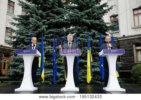 19Th Ukraine-eu Summit