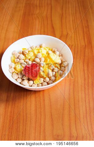 Morning Homemade Breakfast.