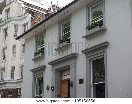 Abbey Road Studios In London