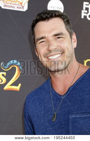 LOS ANGELES - JUL 11:  Dan Payne at the