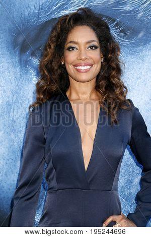 LOS ANGELES - JUL 12:  Gina Torres at the