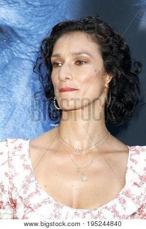 LOS ANGELES - JUL 12:  Indira Varma at the